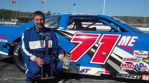 Chiasson Impressive In Oxford Pro Late Models