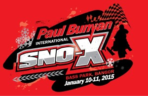 Paul Bunyan Sno-X Event Logo