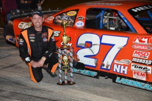 Eric LaFleche/Victory Lane Radio photo